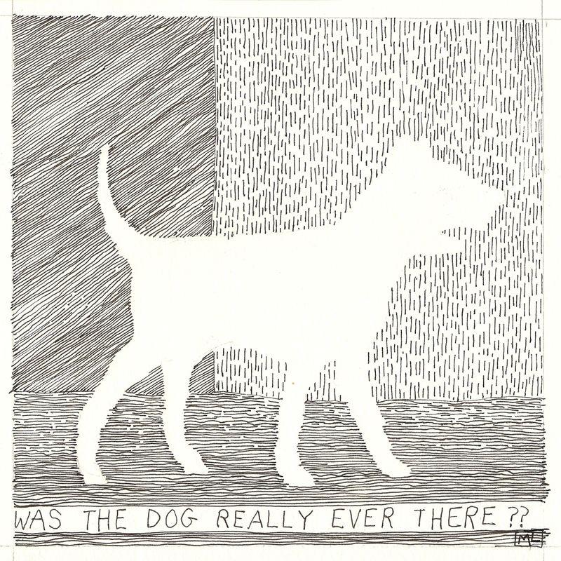Dog.Scanned Image