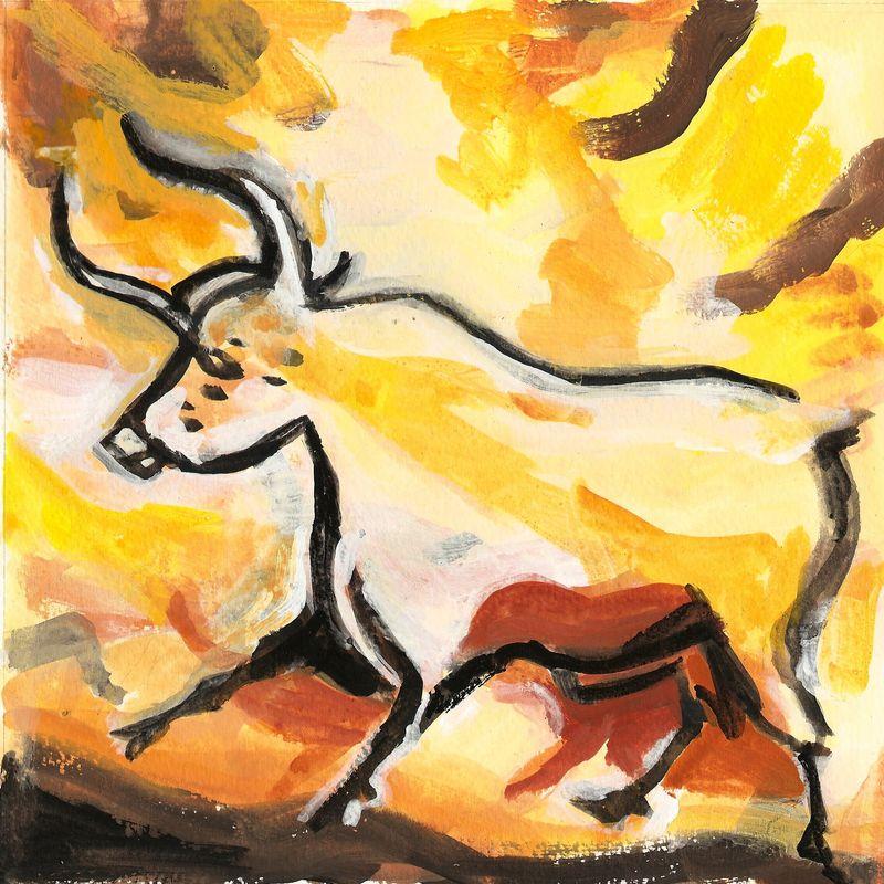 Bull. Altamira BullScanned Image